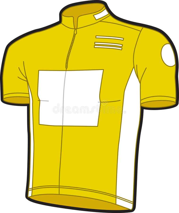 Free Bike Jersey Stock Image - 1710881
