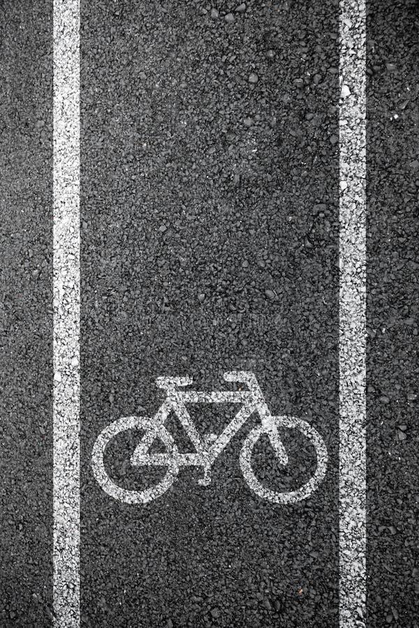 Free Bike Lane Asphalt Texture Stock Photos - 63444513