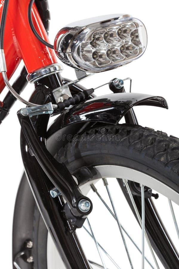 Bike o detalhe fotografia de stock