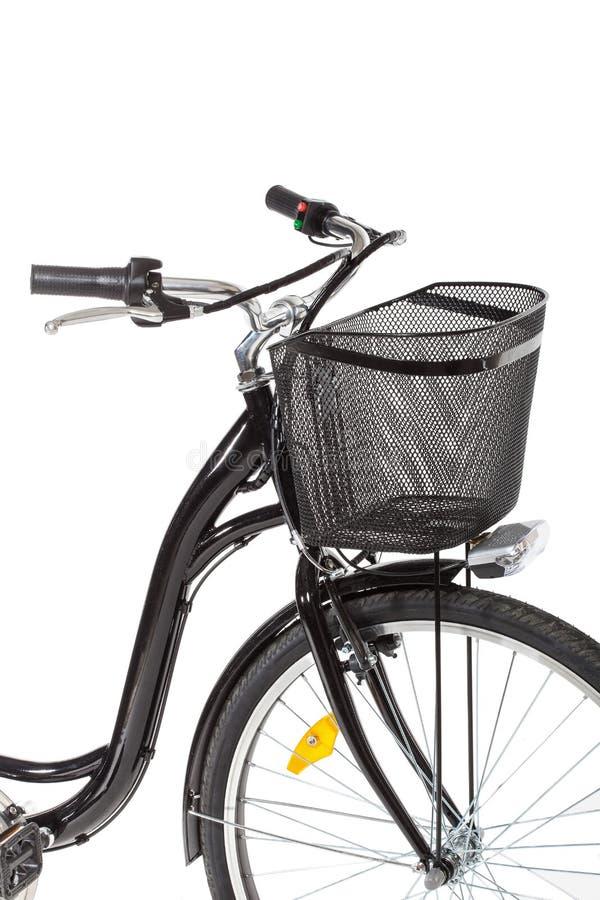 Bike o detalhe foto de stock