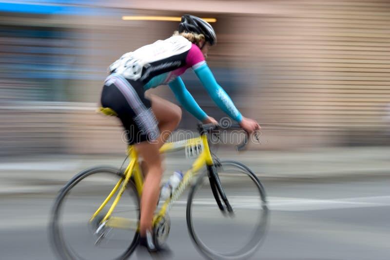 Bike Racer #4 Royalty Free Stock Photography