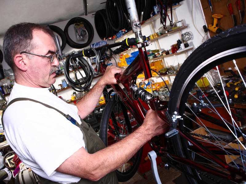 Download Bike Service Stock Photography - Image: 28785462