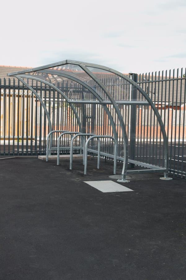 Free Bike Shelter Stock Images - 47929344