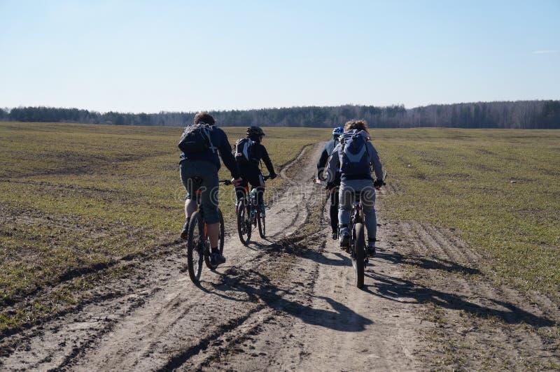 Bike spring stock images