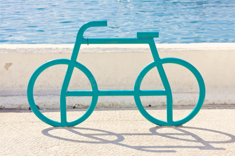 Download Bike Stand Royalty Free Stock Images - Image: 26781749