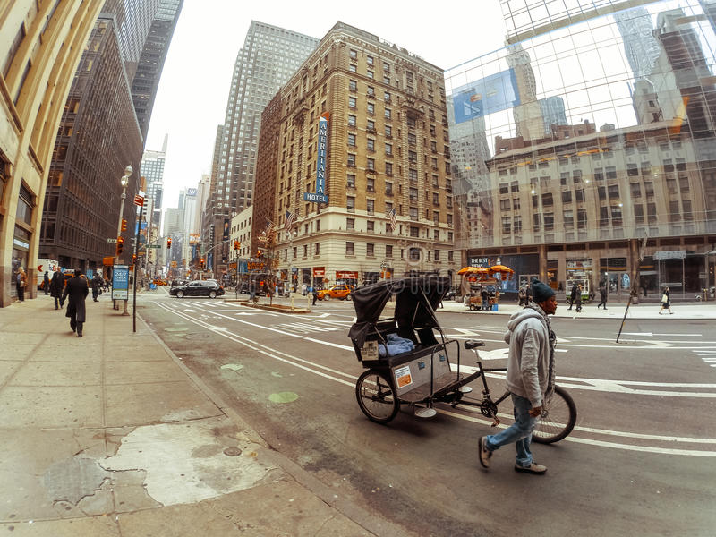 Bike Taxi royalty free stock photo