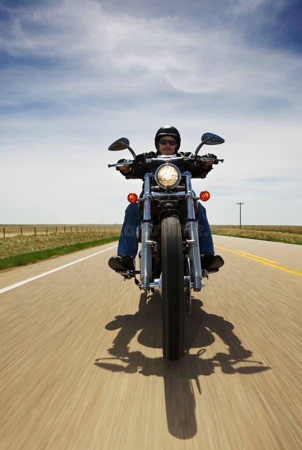 Bike travel royalty free stock photography