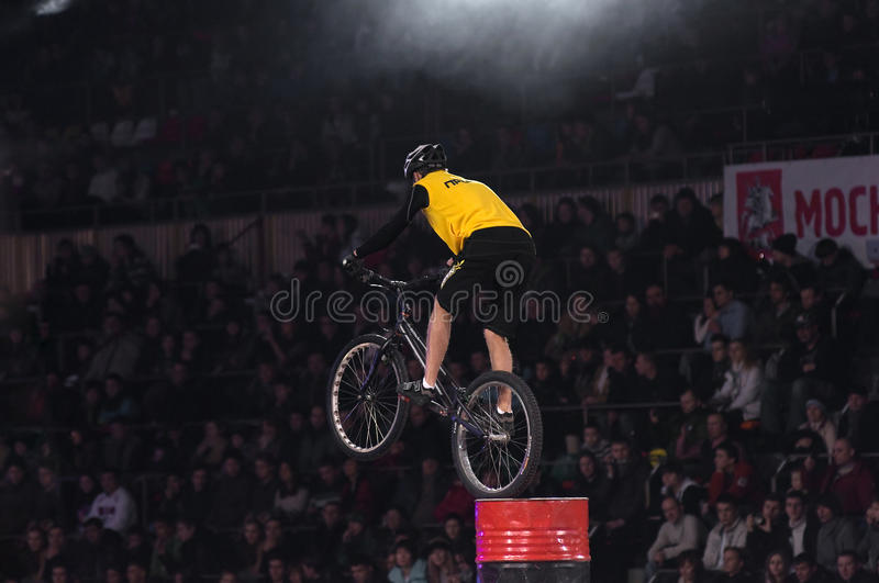 Download Bike Trial Editorial Photo - Image: 23365556