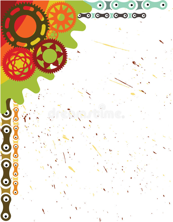 Download Bike wallpaper stock vector. Illustration of background - 19255377
