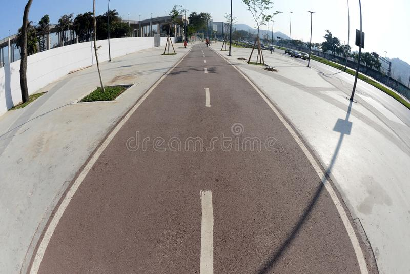 Download Bike way stock image. Image of recreation, cycling, street - 32802009