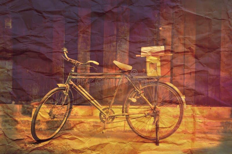 Bikecycle obrazy royalty free