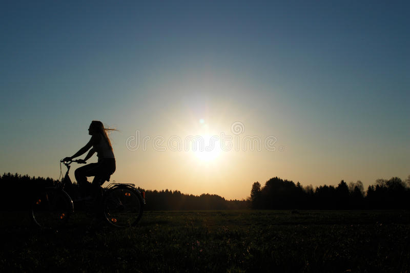 Download Biker stock image. Image of back, build, exercise, bicycle - 18833091