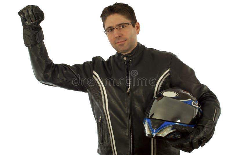 Download Biker Cheer Stock Image - Image: 26063161