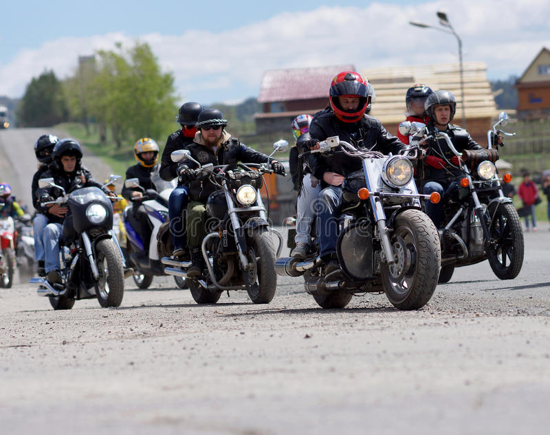 Download Biker editorial image. Image of power, image, color, motion - 33646265