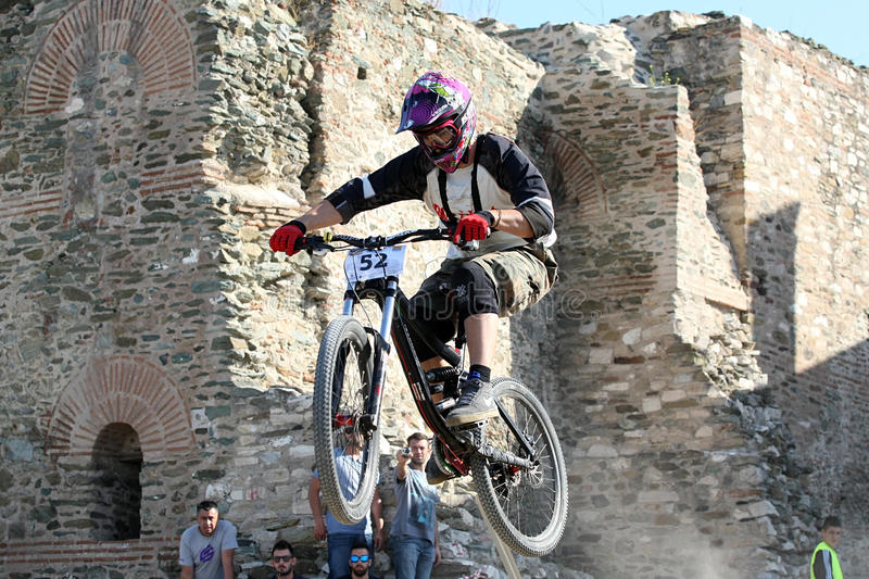 Download Bikers competition editorial photography. Image of fast - 27704747