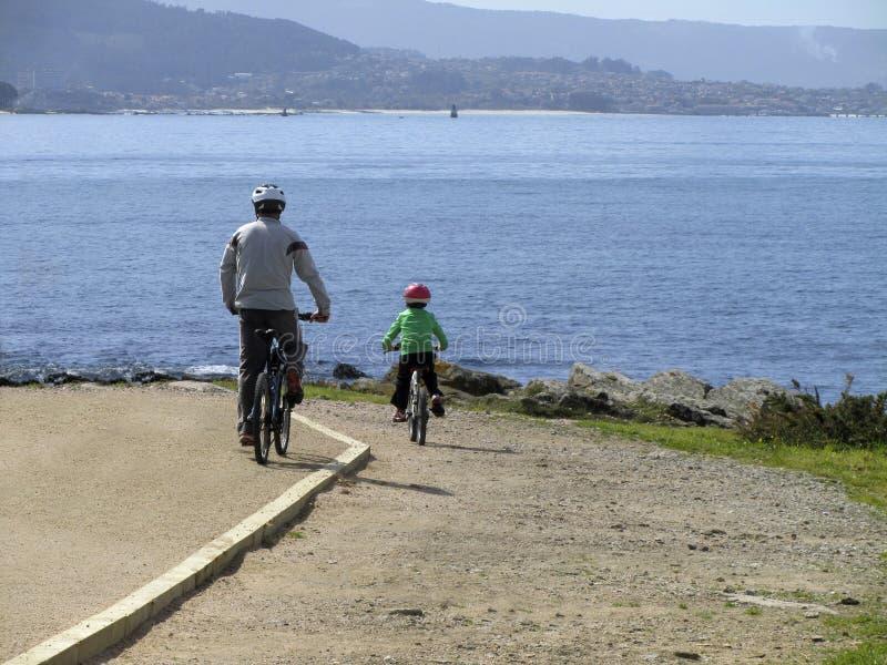 Bikers royalty free stock image