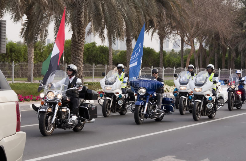 Download Bikers at Peace March editorial stock photo. Image of convention - 24219428