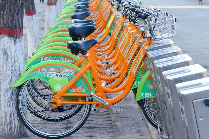 Download Bikes editorial image. Image of bicycles, shanxi, ride - 27561485