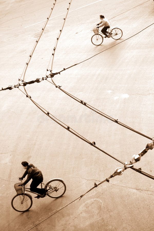 Download Bikes composition stock image. Image of silhouette, asian - 792917