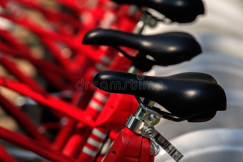 Bikes detail close-up stock photos