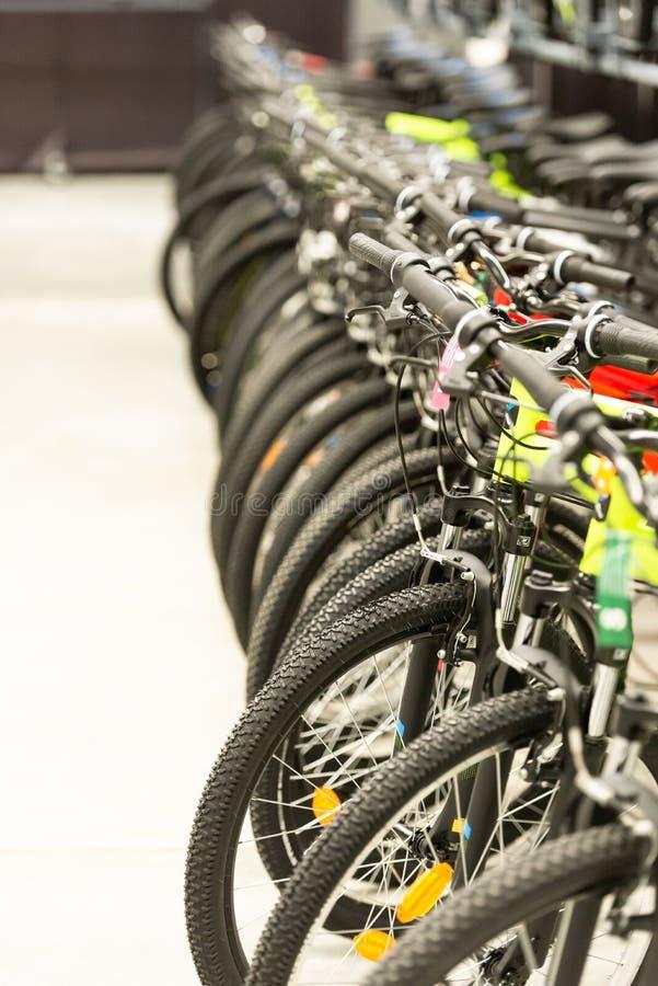 Bikes foto de stock
