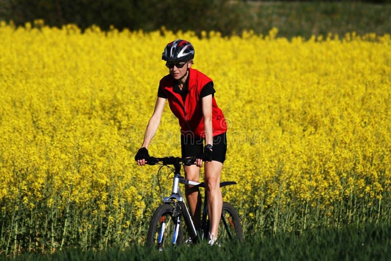 Biking #4 στοκ φωτογραφίες