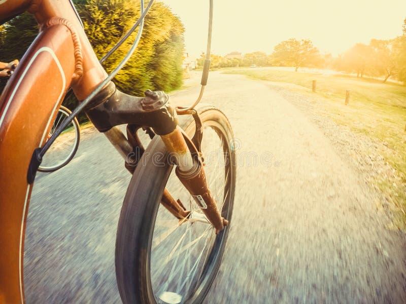 biking fotos de archivo