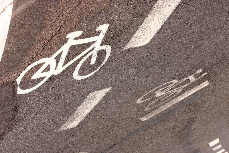 Biking fotografia stock libera da diritti