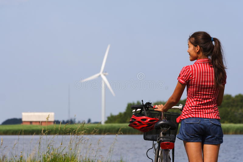 Download Biking in Denmark stock image. Image of biking, recreational - 10113973