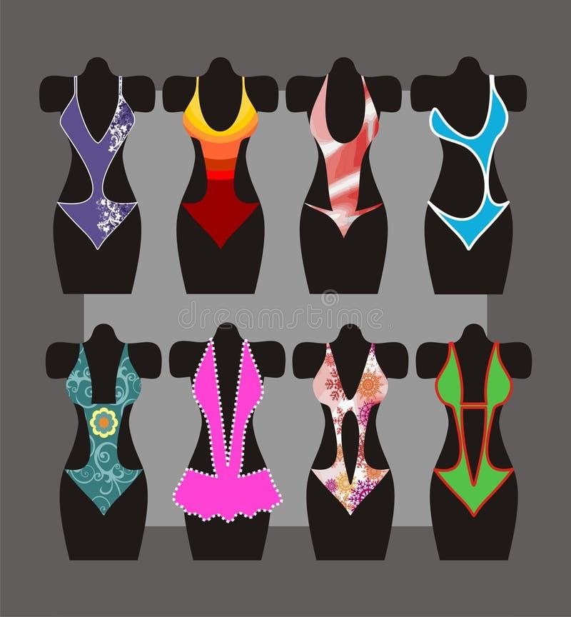 Bikini royalty illustrazione gratis