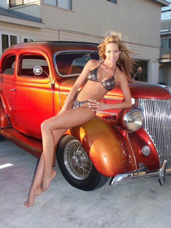 Download Bikini 4 d'Andrea image stock. Image du mésanges, femme - 79213