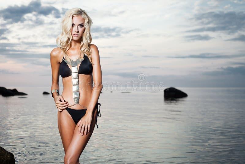 bikini royalty-vrije stock afbeelding