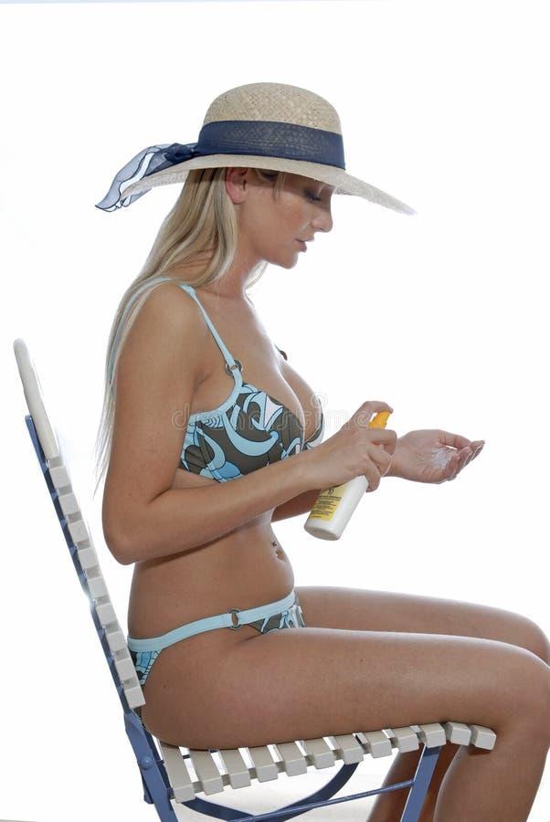 bikini στοκ φωτογραφία με δικαίωμα ελεύθερης χρήσης