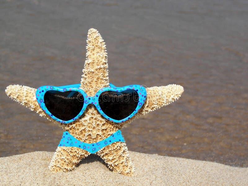 Bikini Babe royalty-vrije stock foto's