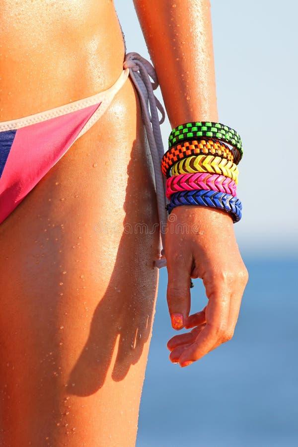 Download Bikini body stock image. Image of attractive, black, sunny - 36099911