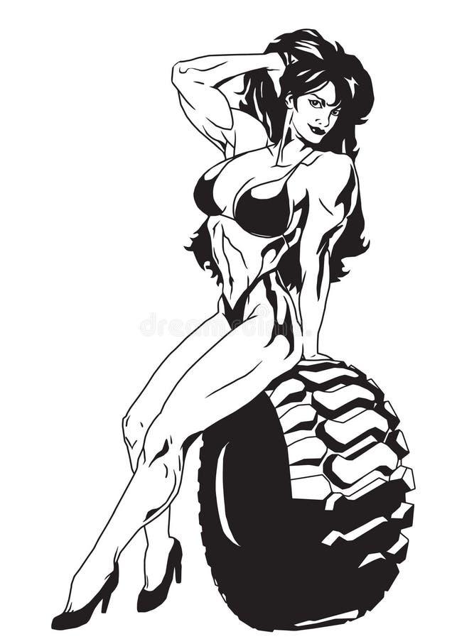 bikini target725_0_ ilustracji