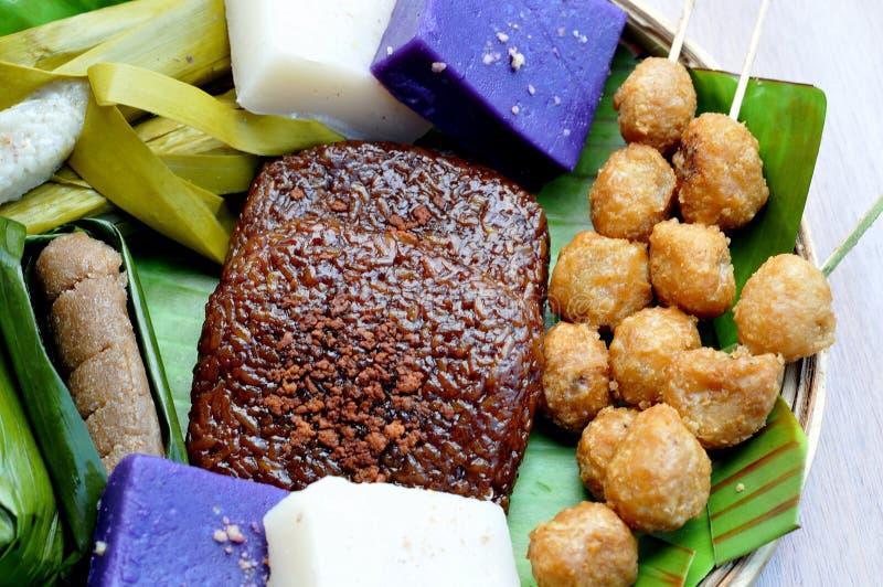 Biko, Suman, Becho Becho, Maja Blanca, Baye Baye. Food from the Philippines; Biko, Suman, Becho Becho, Maja Blanca, Baye Baye These Savoury Sweets are often stock image