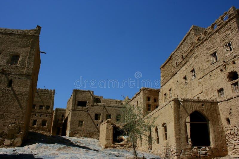 Biladt Sait en Oman photographie stock libre de droits