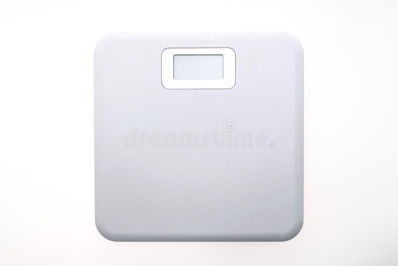 Bilancia di Digital fotografia stock
