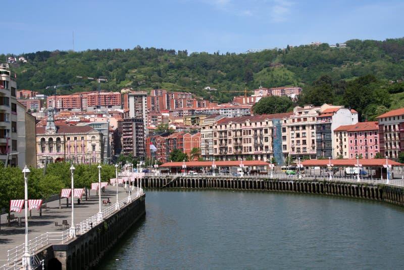 Bilbao photographie stock