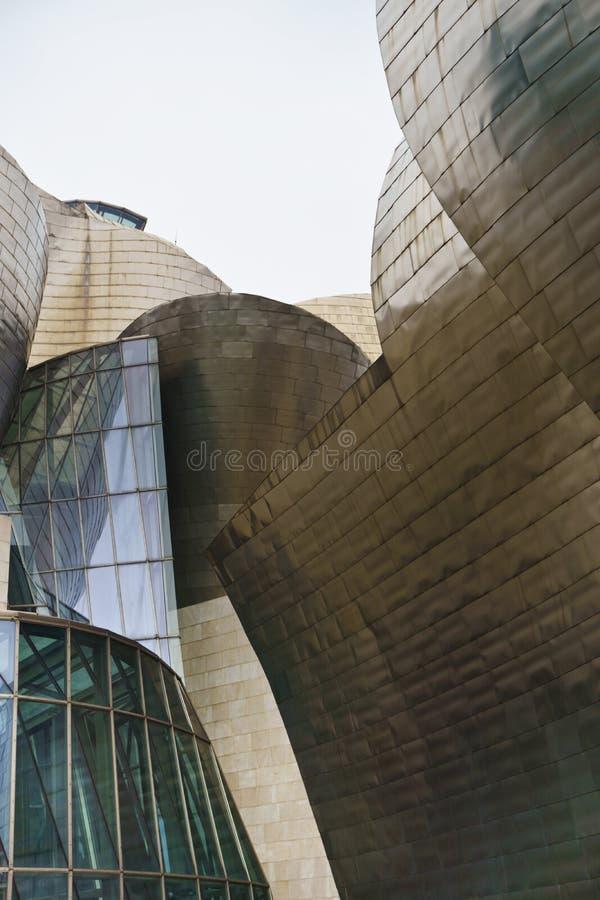 bilbao guggenheim muzeum Spain zdjęcia stock