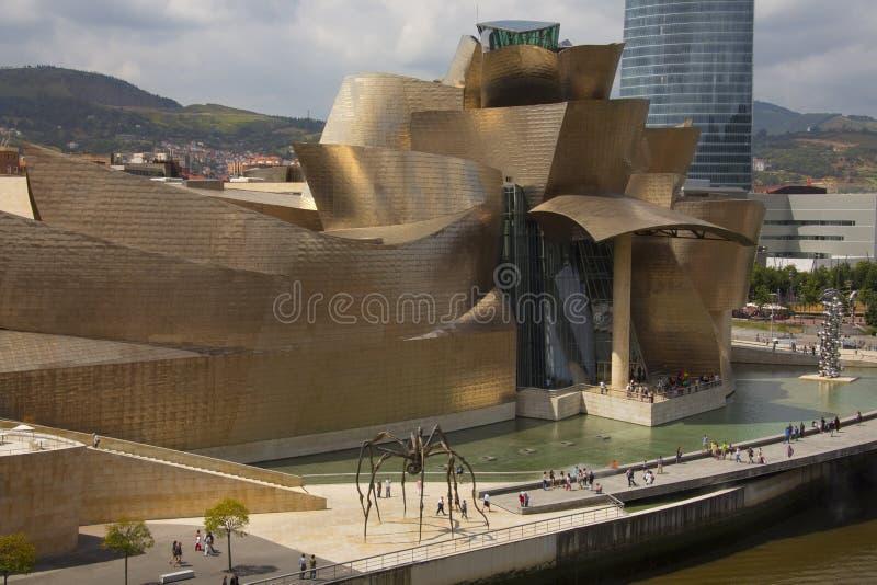 Bilbao - l'Espagne photographie stock libre de droits