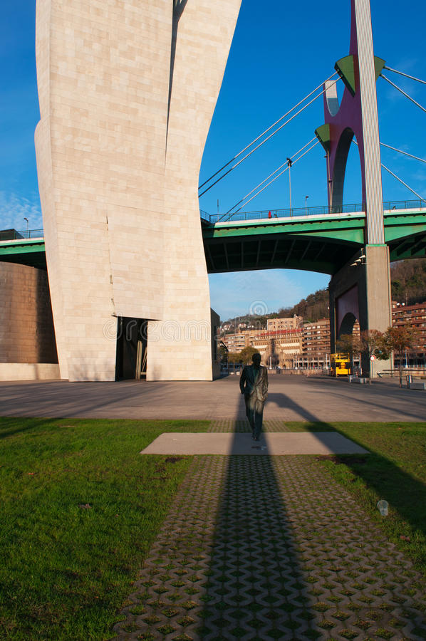 Download The Public Sculpture Of Ramon Rubial Cavia, Socialist, Bilbao, Basque Country, Spain, NorthernSpain, Iberian Peninsula, Europe Editorial Stock Image - Image of bilbo, historical: 88357014