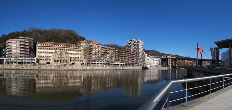 Bilbao, provincia de Vizcaya, país vasco, España, península ibérica, Europa imágenes de archivo libres de regalías