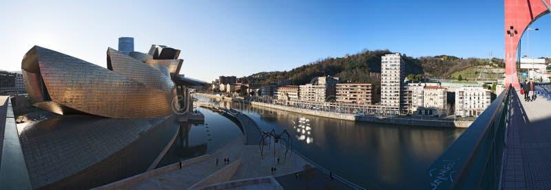 Bilbao, provincie van Biskaje, Baskisch Land, Spanje, Iberisch schiereiland, Europa royalty-vrije stock fotografie