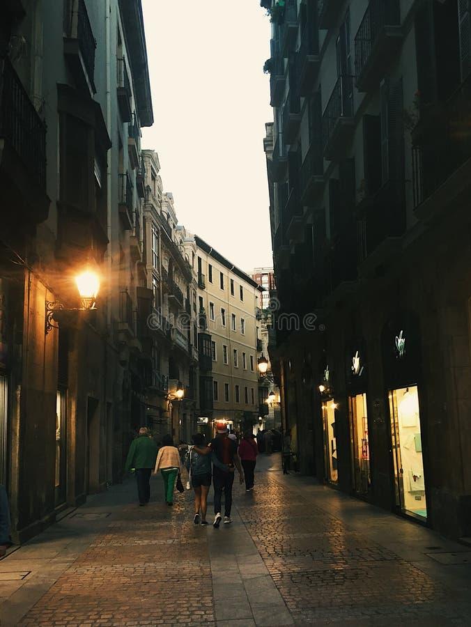 Bilbao stock photo