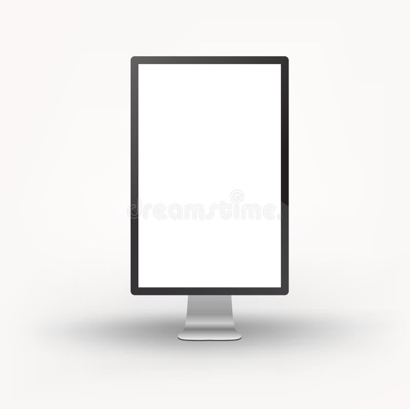Bilboard vector illustration