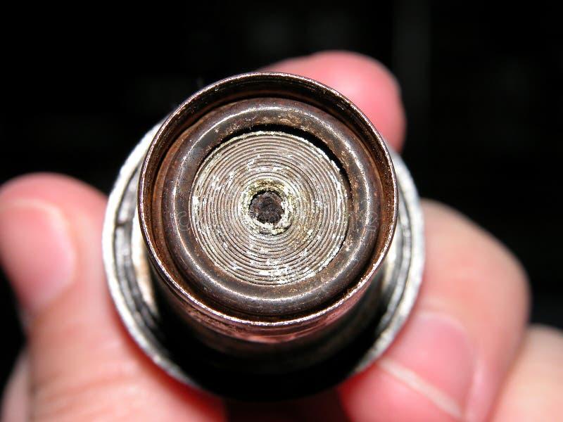 Download Bilcigarettändare arkivfoto. Bild av hand, cigarett, värme - 27614