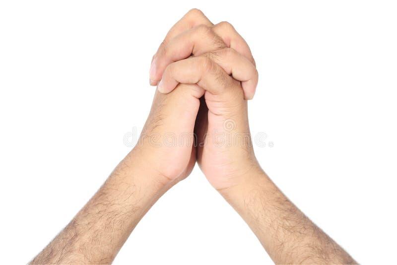 Bild av den mänskliga handen royaltyfri bild
