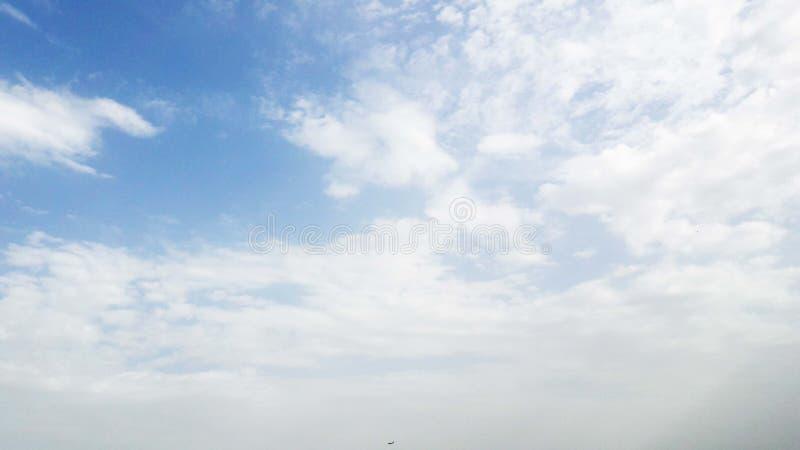 Bild av moln royaltyfri bild